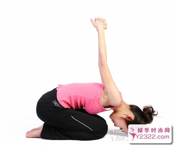 产后两组瑜伽拉伸能做到!上半身减肥不减胸第1张