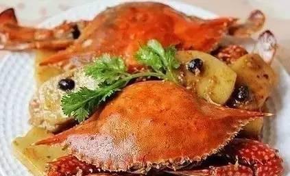 豉汁蟹_螃蟹的做法大全:教你40种如何做螃蟹的方法第5张