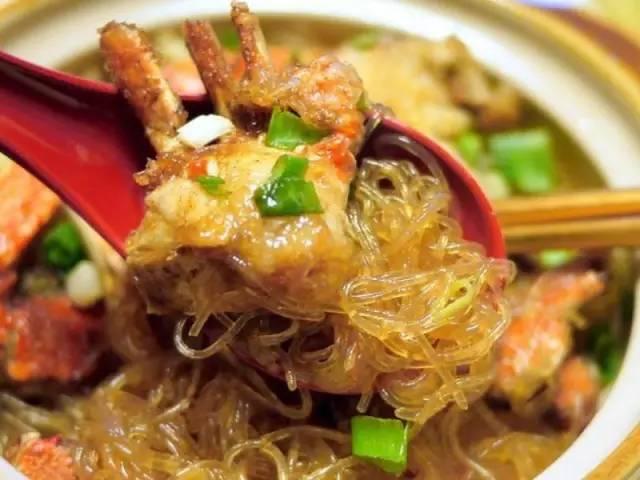 螃蟹冬粉煲_螃蟹的做法大全:教你40种如何做螃蟹的方法第8张