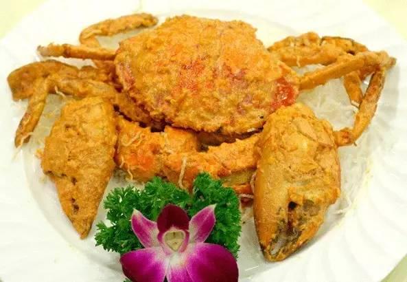 炸海_螃蟹的做法大全:教你40种如何做螃蟹的方法第12张