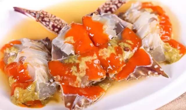 红膏炝蟹_螃蟹的做法大全:教你40种如何做螃蟹的方法第15张