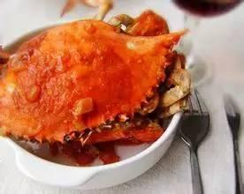 风味茄汁蟹_螃蟹的做法大全:教你40种如何做螃蟹的方法第16张