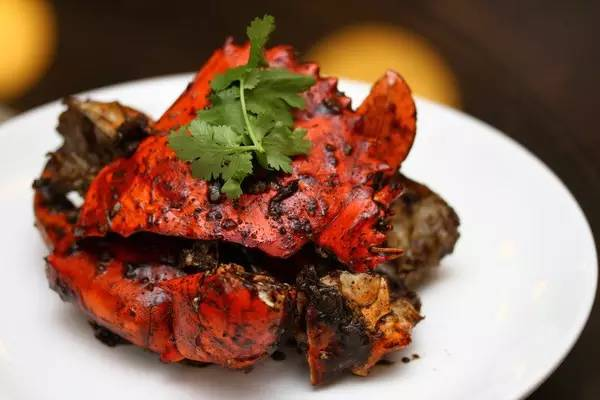 生炒胡椒蟹_螃蟹的做法大全:教你40种如何做螃蟹的方法第30张