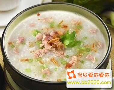 鸡肉粥_煮粥大有学问 超级实用的熬粥技巧第2张