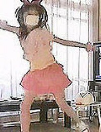 萝莉舞姬的轻快舞蹈宅男的福音
