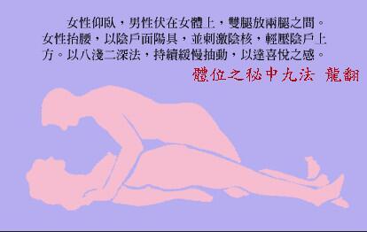 素女经房中九术(全部图片)配文第1张
