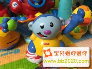 顽皮小猴子_如何给孩子挑选玩具进行早期教育第5张