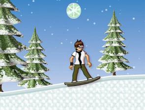 少年骇客滑雪