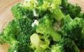 养肝必备的绿色蔬菜:蒜蓉西兰花的做法