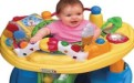 儿童保健专家主张:尽量不要给宝宝使用学步车
