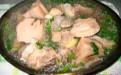孕妇补脑营养食谱:猪脊髓脑汤
