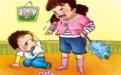 危害儿童心理发育的几种行为
