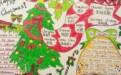 手抄报图片大全:关于圣诞节手抄报图片