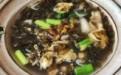 家常菜谱大全带图片:紫菜虾皮蛋花汤的做法步骤图解
